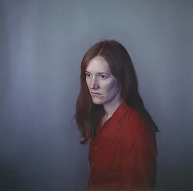 Rachel © Richard Learoyd, 2009