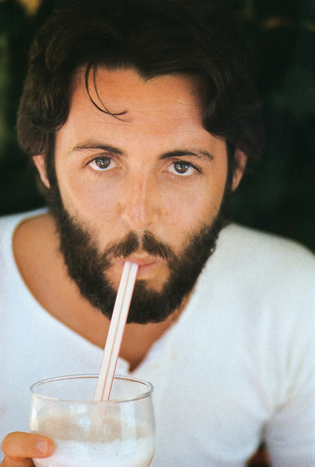 Paul McCartney © Paul McCartney/Fotografin Linda McCartney/Courtesy Sammlung Reichelt und Brockmann