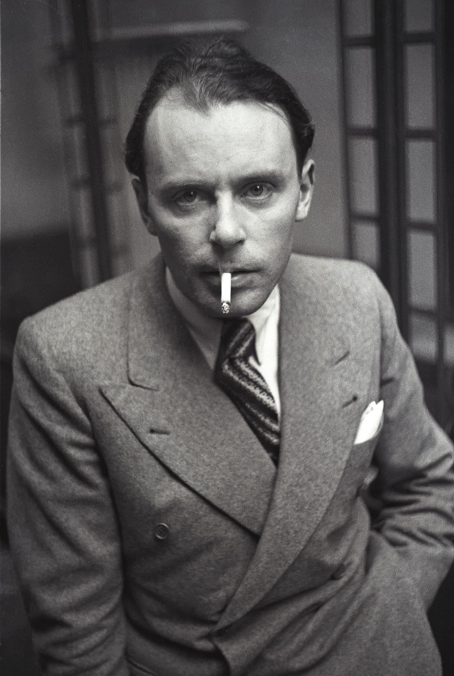 Klaus Mann Paris, 1935 © Stanfordville, NY, Fred Stein Archive