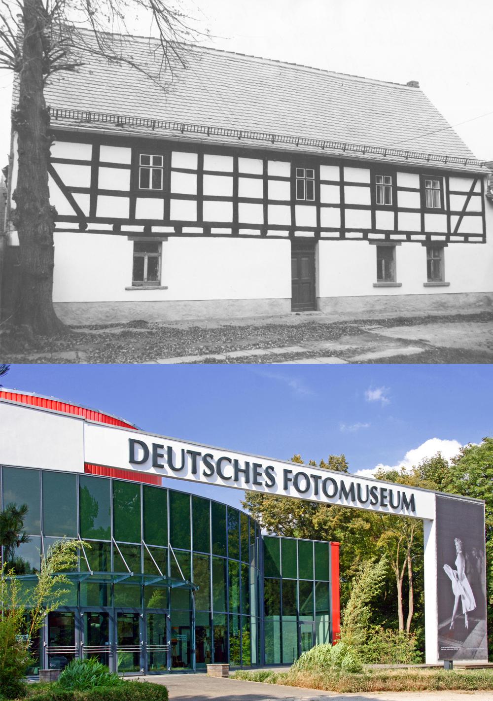 180 Jahre Fotografie. 30 Jahre Fotomuseum