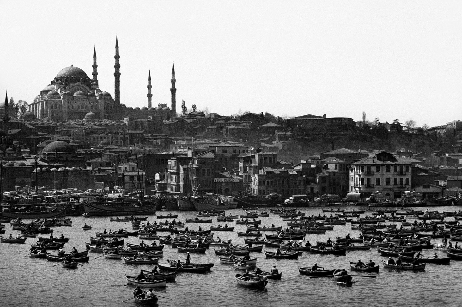 Das Auge Istambuls, Ara Güler