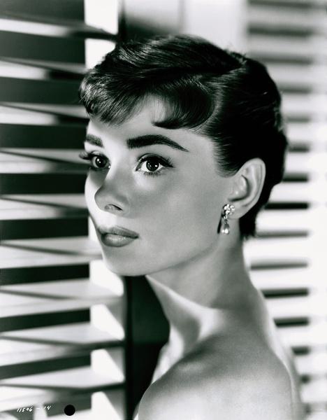 Audrey Hepburn von Bud Fraker für Sabrina, 1954. Paramount Pictures © John Kobal Foundation