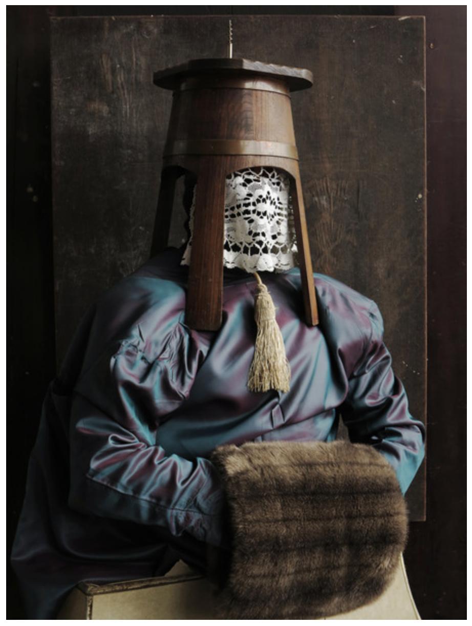 El Curtaisse, 2018, Archival Pigment Print, 127 x 95 cm; © Thorsten Brinkmann