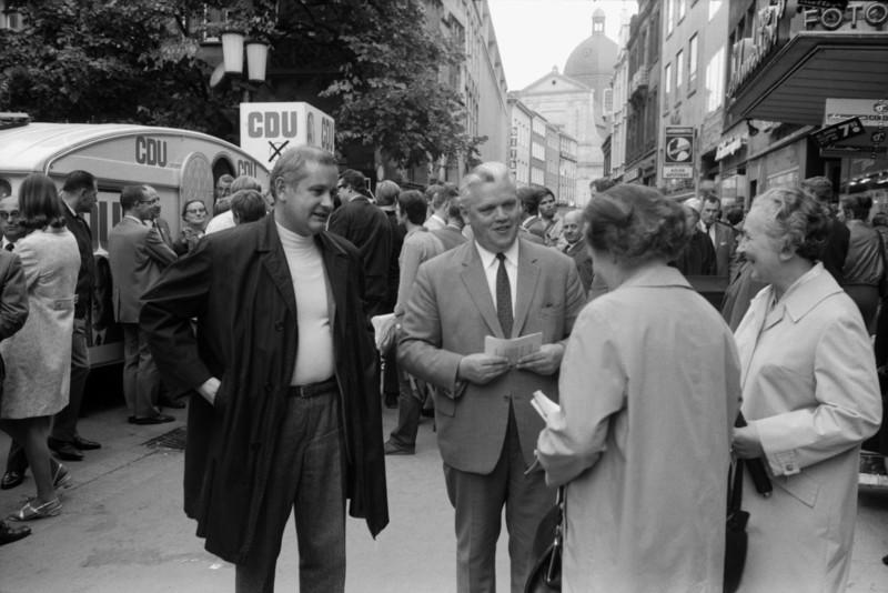 Vor 50 Jahren – Münster 1969