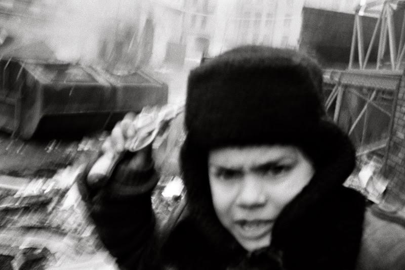 © Frank Gaudlitz Sankt Petersburg, März 1994