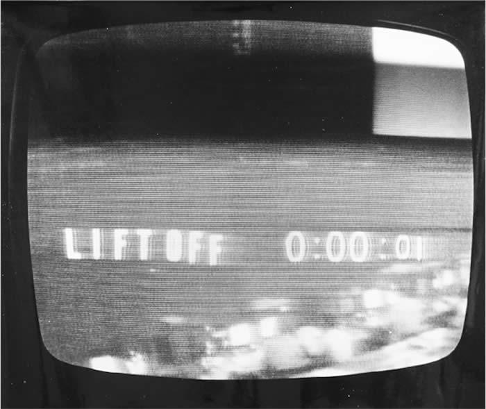 Lift Off, 1969, © Timm Rautert,