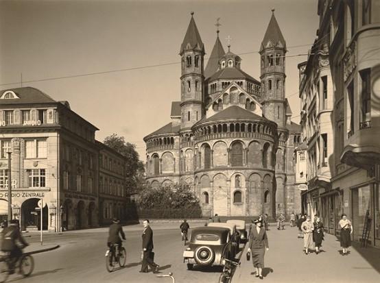 St. Aposteln © Hugo Schmölz 1936