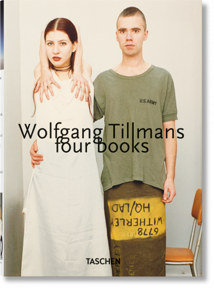 Wolfgang Tillmans, four books