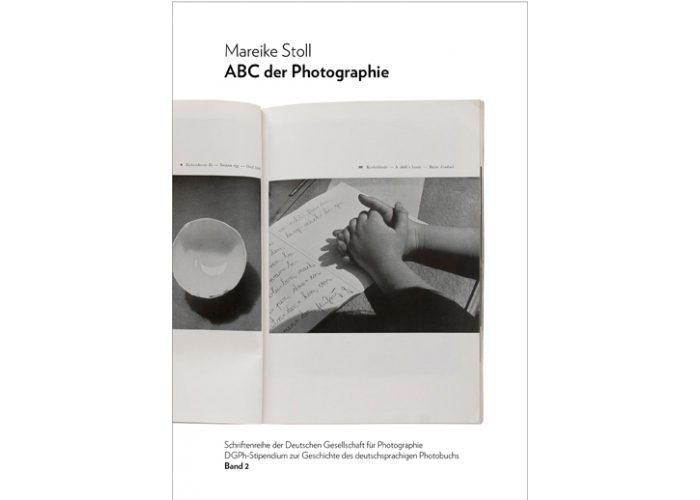 Mareike Stoll: ABC der Photographie. Cover
